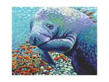 Sea Sweetheart II Print by Carolee Vitaletti