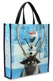 Film Disney Frozen-Il regno di ghiaccio -  Olaf e Sven borsa da shopping Borsa shopping