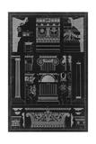 Graphic Architecture IV Posters av  Vision Studio