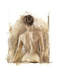 Figure Painting Study I Reproduction giclée Premium par Ethan Harper