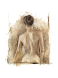 Figure Painting Study I Posters by Ethan Harper