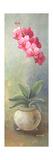 2-Up Orchid Vertical Kunstdrucke von Wendy Russell