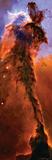 Enormous Eagle Nebula Affiche