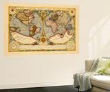 1602, World Veggmaleri