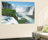 Iguazú Wasserfälle Fototapete von  LevKr