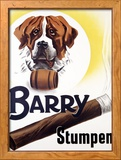 Barry Stumpen Framed Giclee Print