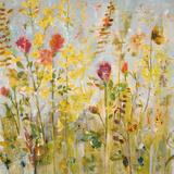 Spring Medley Print by Jill Martin