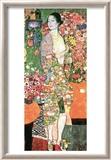 The Dancer, c.1918 Kunst van Gustav Klimt