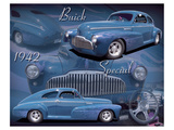 1942 Buick Affiches