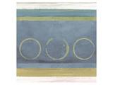 Rings I Poster van Felix Latsch