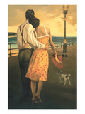 View of the Bay Posters av Graham Reynold