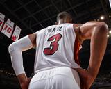 2014 NBA Finals Game Three: Jun 10, Miami Heat vs San Antonio Spurs - Dwayne Wade Photographie par Jesse D. Garrabrant