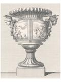 Vase de Marbre I Posters par Antonio Coradini
