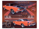 1969 Super Bee Prints
