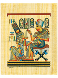 Tutankhamun and His Wife Posters