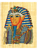 King Tutankhamun Prints