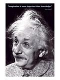 Einstein - Immaginazione Poster