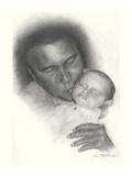 Mohammed Ali Affiches par Allen Friedlander