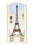 Tour Eiffel - Paris Poster par Libero Patrignani