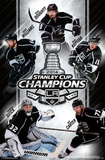 2014 Stanley Cup - Champs Pôsters