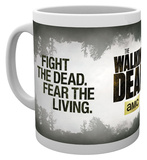 The Walking Dead - Fight the Dead Mug Tazza