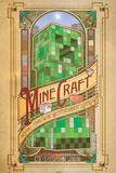 Minecraft - Computronic Póster