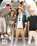 One Direction - Airstream Affiches