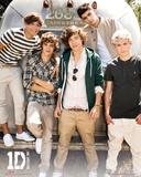 One Direction - Airstream Kunstdrucke