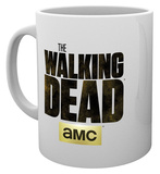 The Walking Dead - Logo Mug Tazza