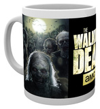 The Walking Dead - Zombies Mug Taza