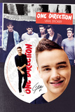 One Direction - Liam Vinyl Sticker Klistremerker