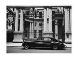 Rolls Royce Manhattan Club Nyc Reproduction photographique par Henri Silberman