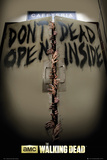 The Walking Dead - Keep Out Prints