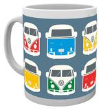 VW - Colours Illustration Mug Becher
