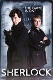 Sherlock - Door Stampe