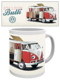 VW - Ich Liebe Bulli Mug Krus