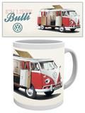 VW - Ich Liebe Bulli Mug Taza