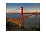 Golden Gate Bridge Afternoon Photographic Print by Henri Silberman