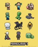 Minecraft - Characters Prints