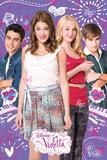 Violetta - Group Plakater