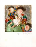 Months : May Collectable Print by Graciela Rodo Boulanger
