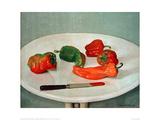 Red Peppers Impressão giclée por Félix Vallotton
