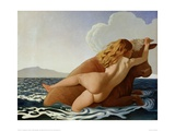 The Abduction of Europa Giclee Print by Félix Vallotton