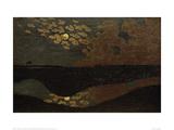 Moonlight Impressão giclée por Félix Vallotton