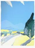 Sur le Chemin 限定版アートプリント : ロジェ・Muhl