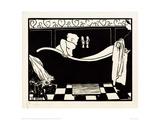 O banho Impressão giclée por Félix Vallotton
