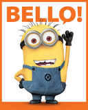 Despicable Me 2 - Bello Prints