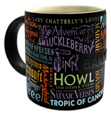 Banned Book Mug Mug