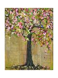Tree of Life Lexicon Tree 4 Kunstdrucke von Blenda Tyvoll