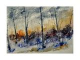 Watercolor 45412022 Póster por Pol Ledent